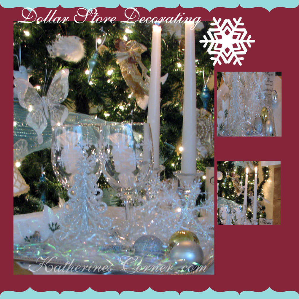 Dollar Tree Christmas Decor And Gift Ideas: Dollar Tree Christmas Decor