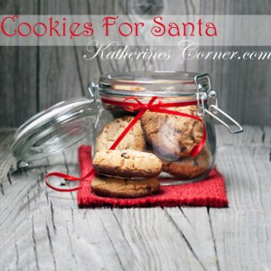 cookies for santa tradition