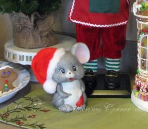 kitchen mouse