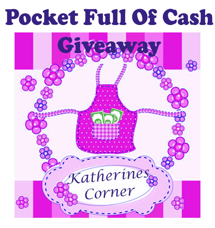 Pocket Full of Cash Giveaway And Apron Swap