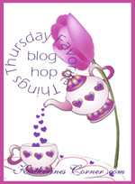 Thursday Favorite Things Blog Hop 119