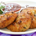 shrimp cakes recipe