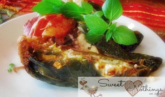 west texas stuffed peppers