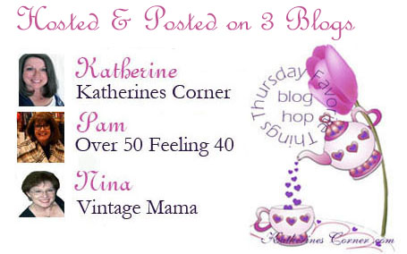Thursday Favorite Things Blog Hop 137