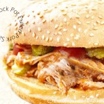 crock pot pulled pork ssandwich recipe
