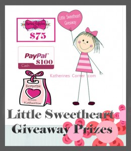 little sweetheart giveaway 2014