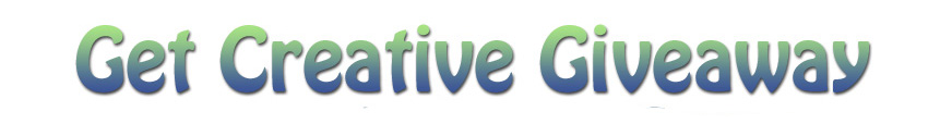 get creative giveaway banner