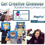 get creative giveaway prizes