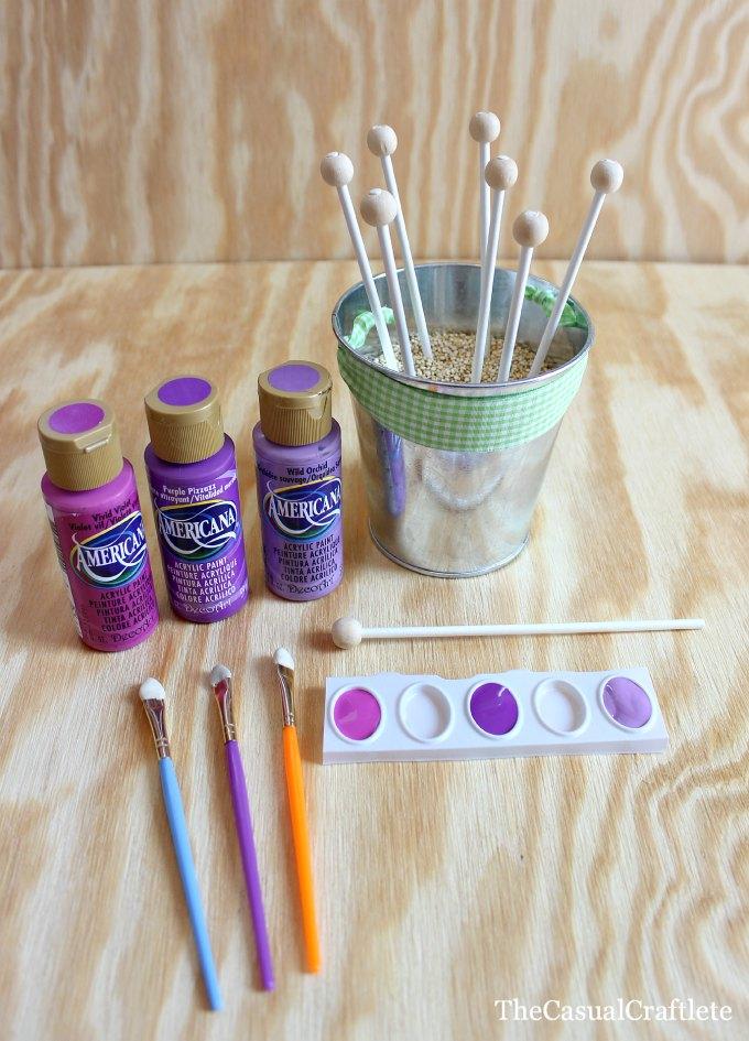 Using-DecoArt-Paint-