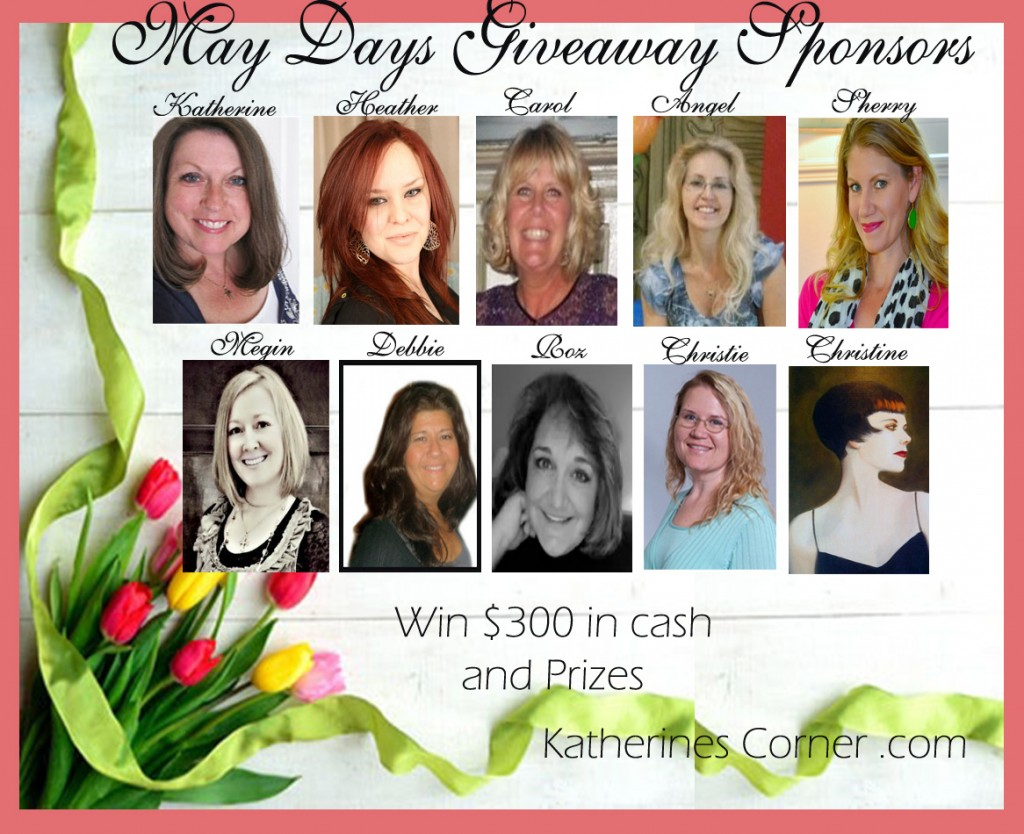 may days giveaway sponsors