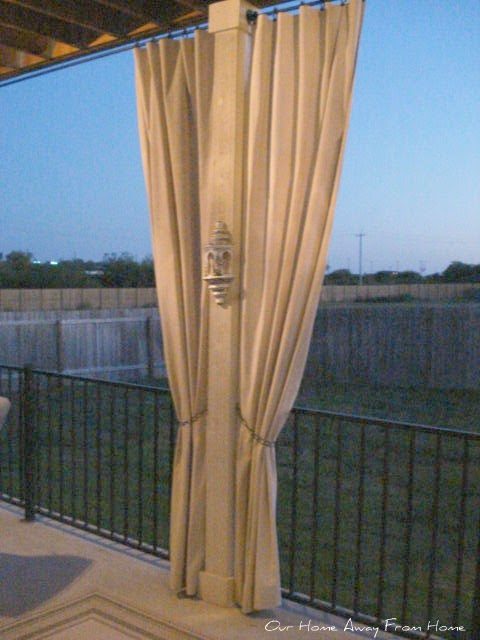 ourdoor curtains