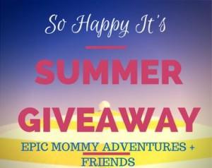happy summer giveaway