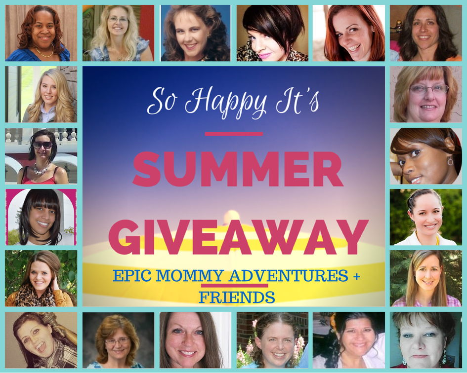 happy summer giveaway
