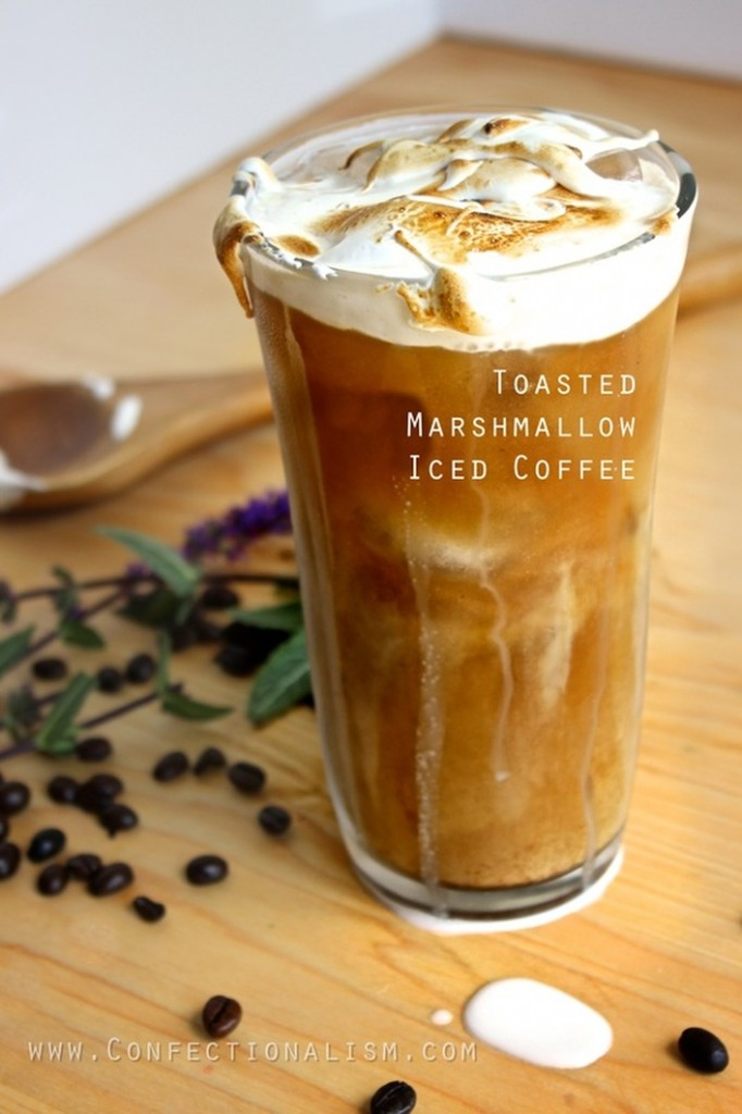 toasted marshmallow coffee