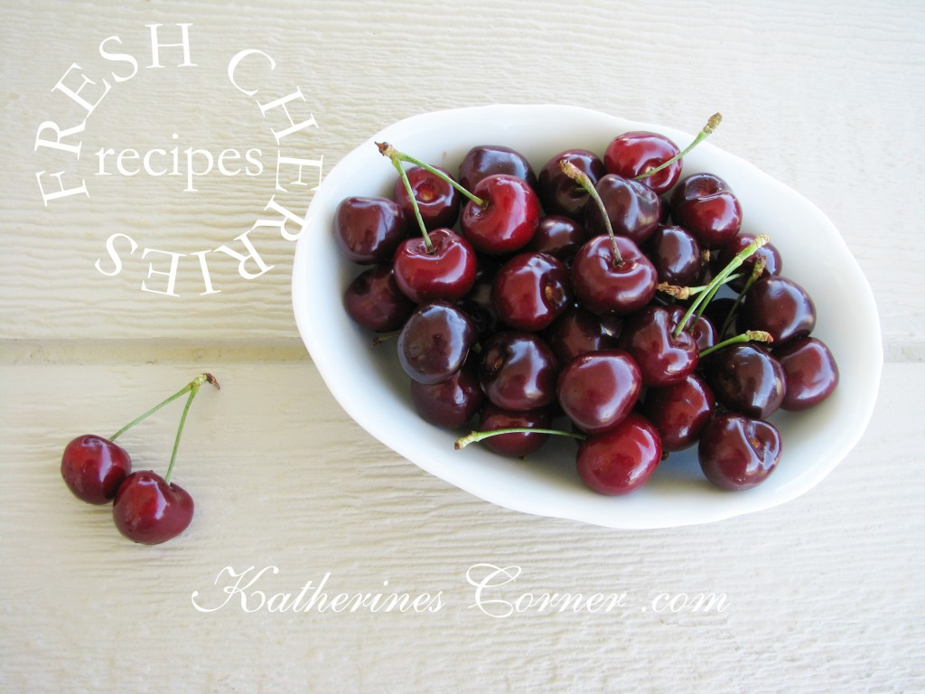 fourth of july cherries