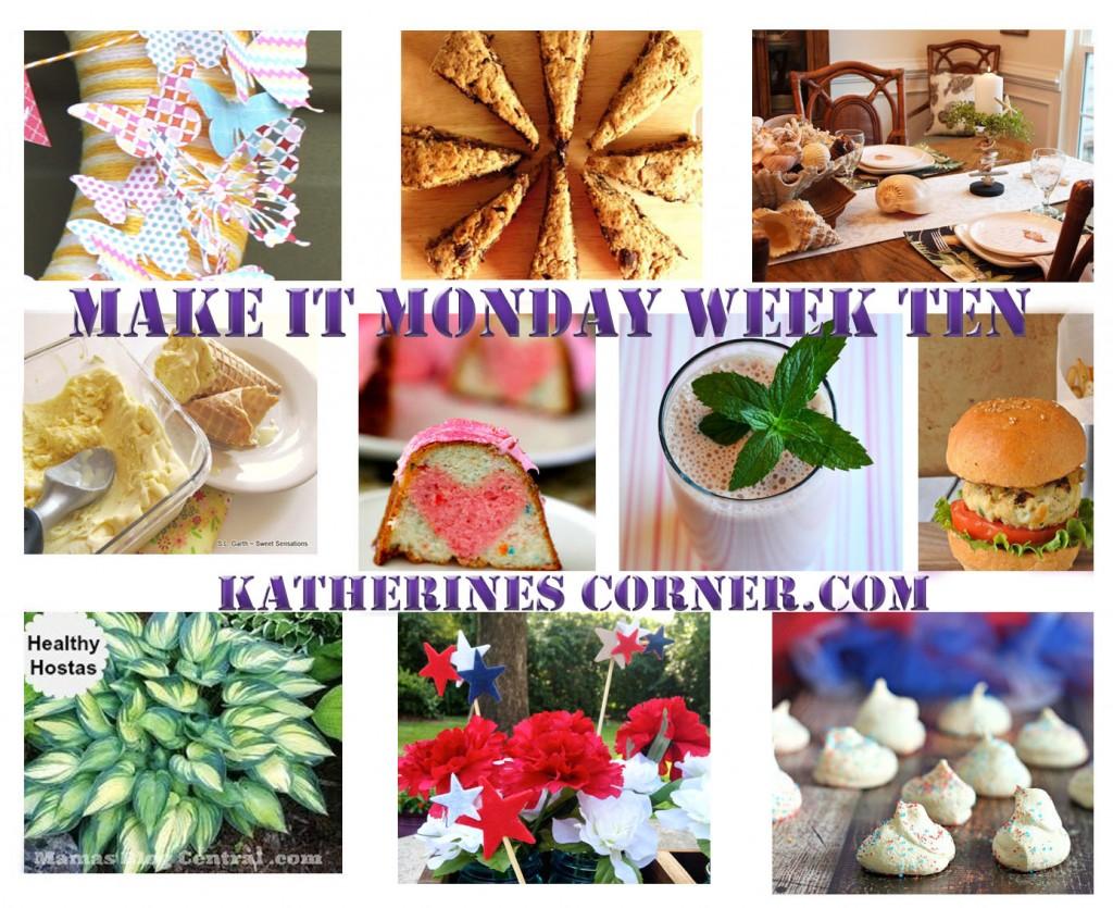 make it monday week ten
