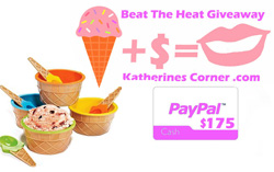 beat the heat giveaway