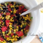 black bean and corn salad katherines corner