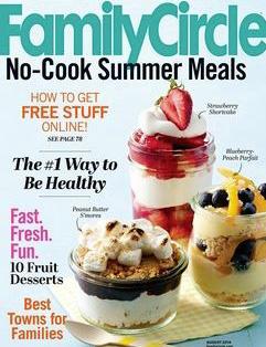 august family circle magazine
