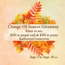 change of season giveaway button