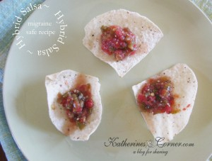 hybrid salsa recipe