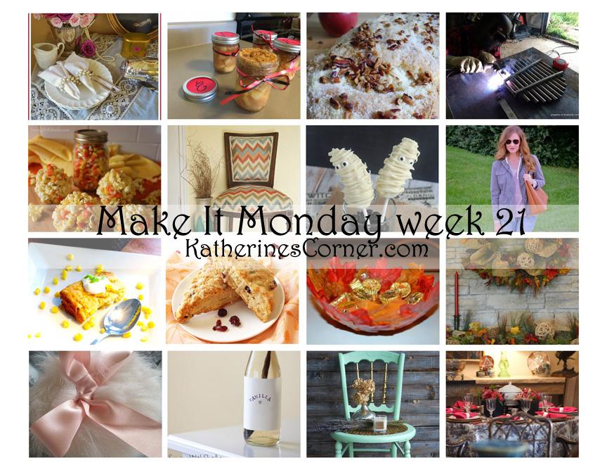Make It Monday Week Twenty One