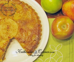 apple flip cake migraine safe recipe