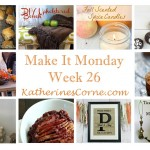 make it monday week twenty six