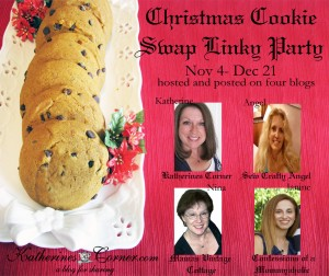 christmas cookie swap linky party hostesses