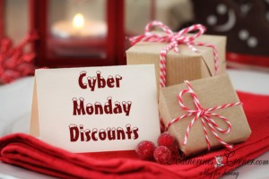 cyber monday discount codes