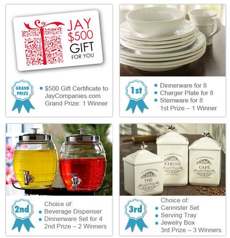 Fall Spectacular Giveaway