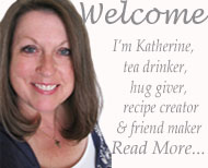 Katherine Corrigan author,photographer at katherines corner