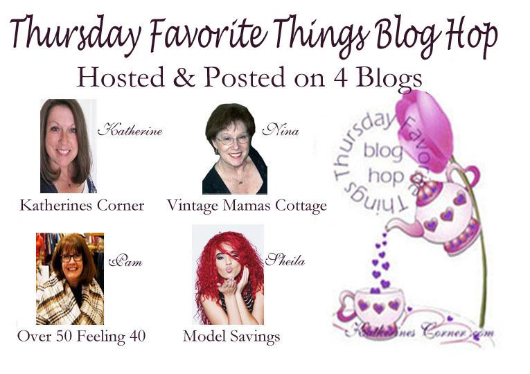 Thursday Favorite Things Blog Hop 170