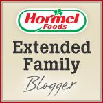 Hormel Blogger Badge