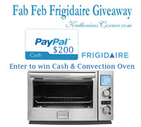 fab feb frigidaire giveaway button