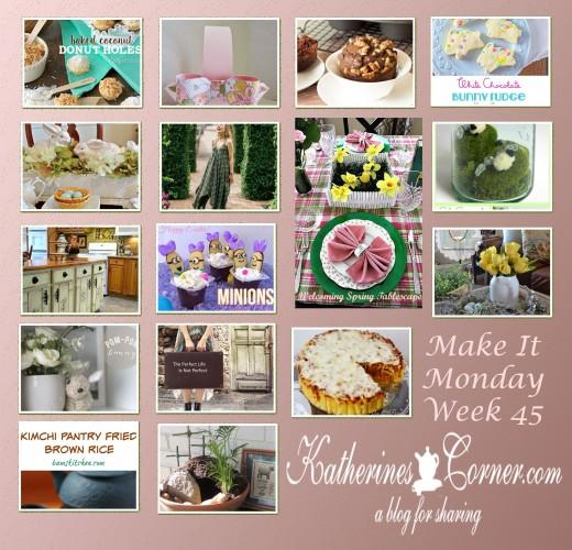 make it monday week forty five