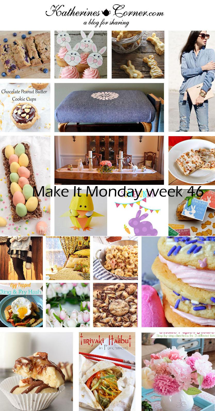 Make It Monday Week Forty Six