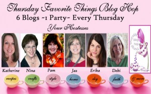 thursday favorite things hostesses