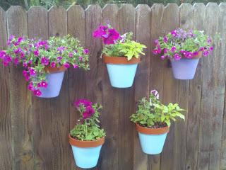fence pots-