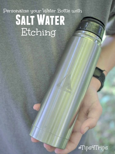 diy salt water etching