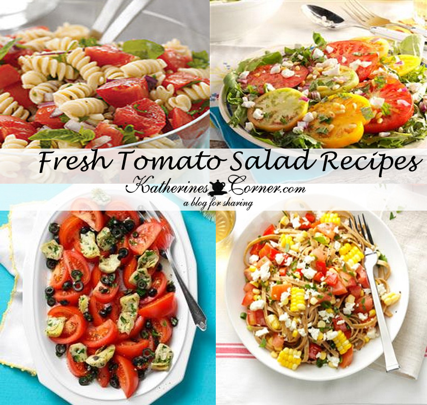 Fresh Tomato Salad Recipes