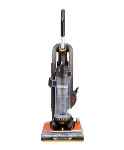The Eureka Brushroll Clean bagless upright vacuum