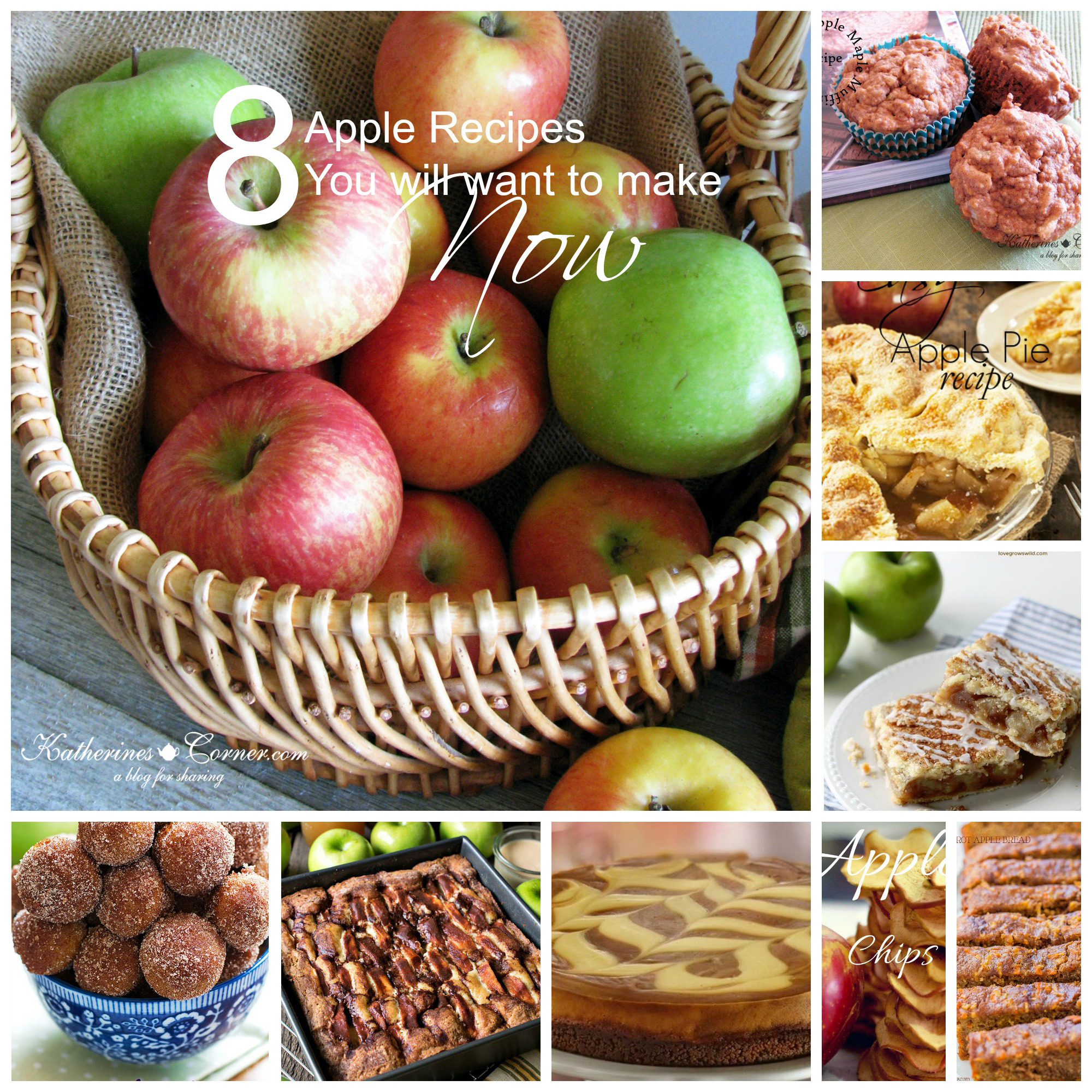 8 Apple Recipes You Will Want To Make Now
