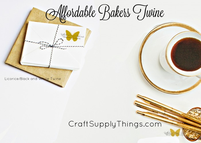 affordable bakers twine a bloggers favorite