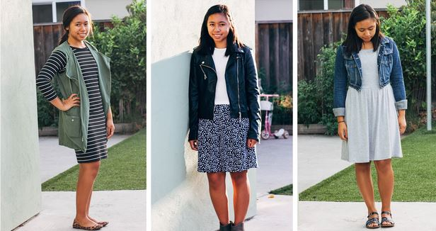 three summer to falll outfits