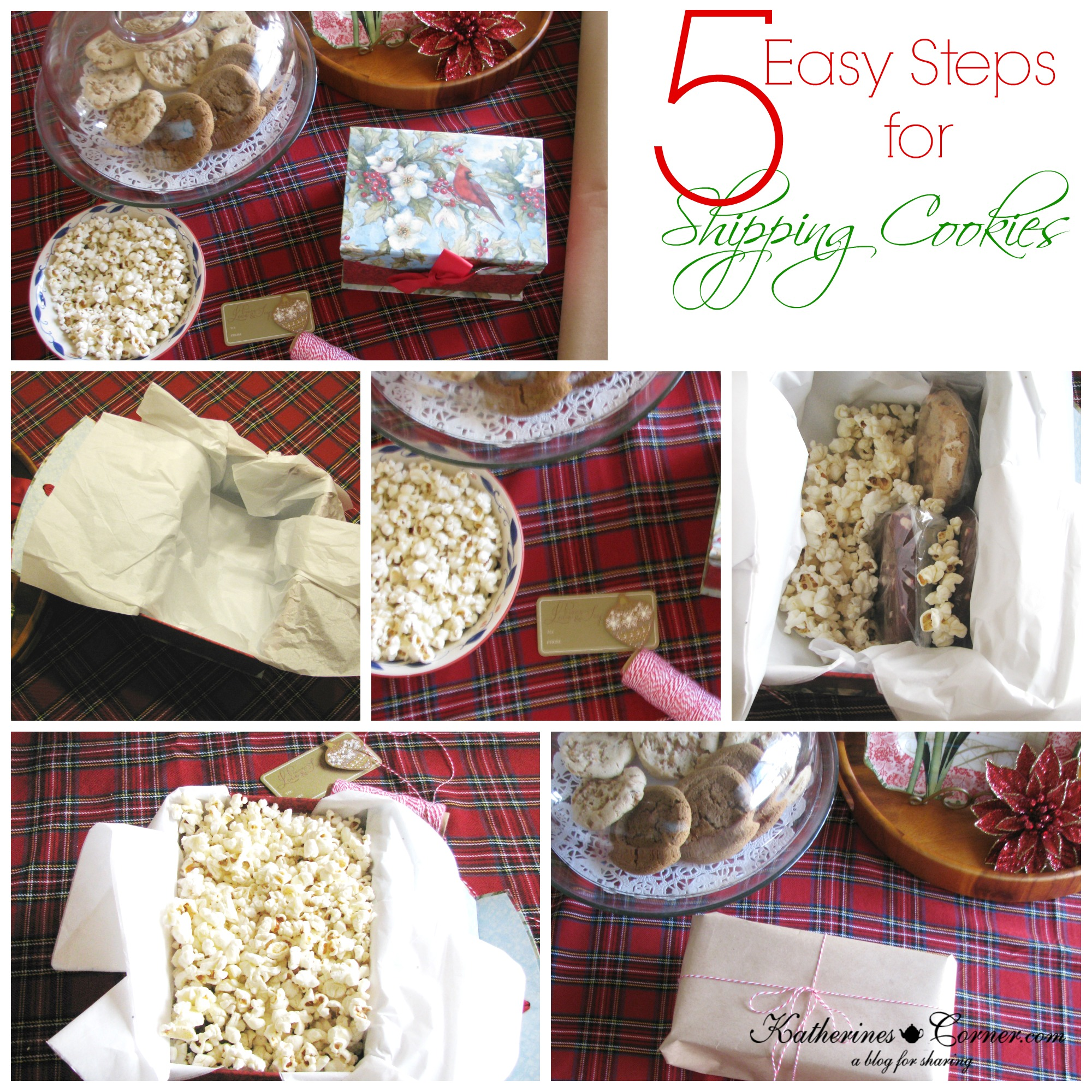 5 Easy Steps for Shipping Cookies