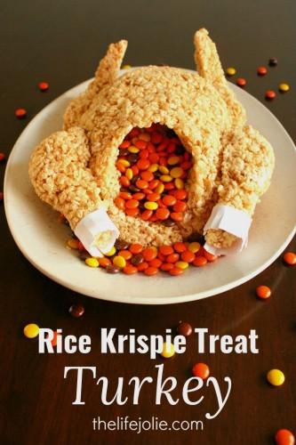 rice krispie treat recipe