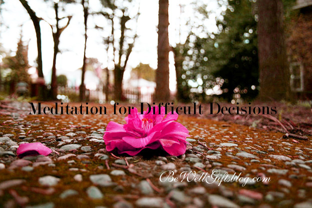 guided Meditation for Difficult Decisions