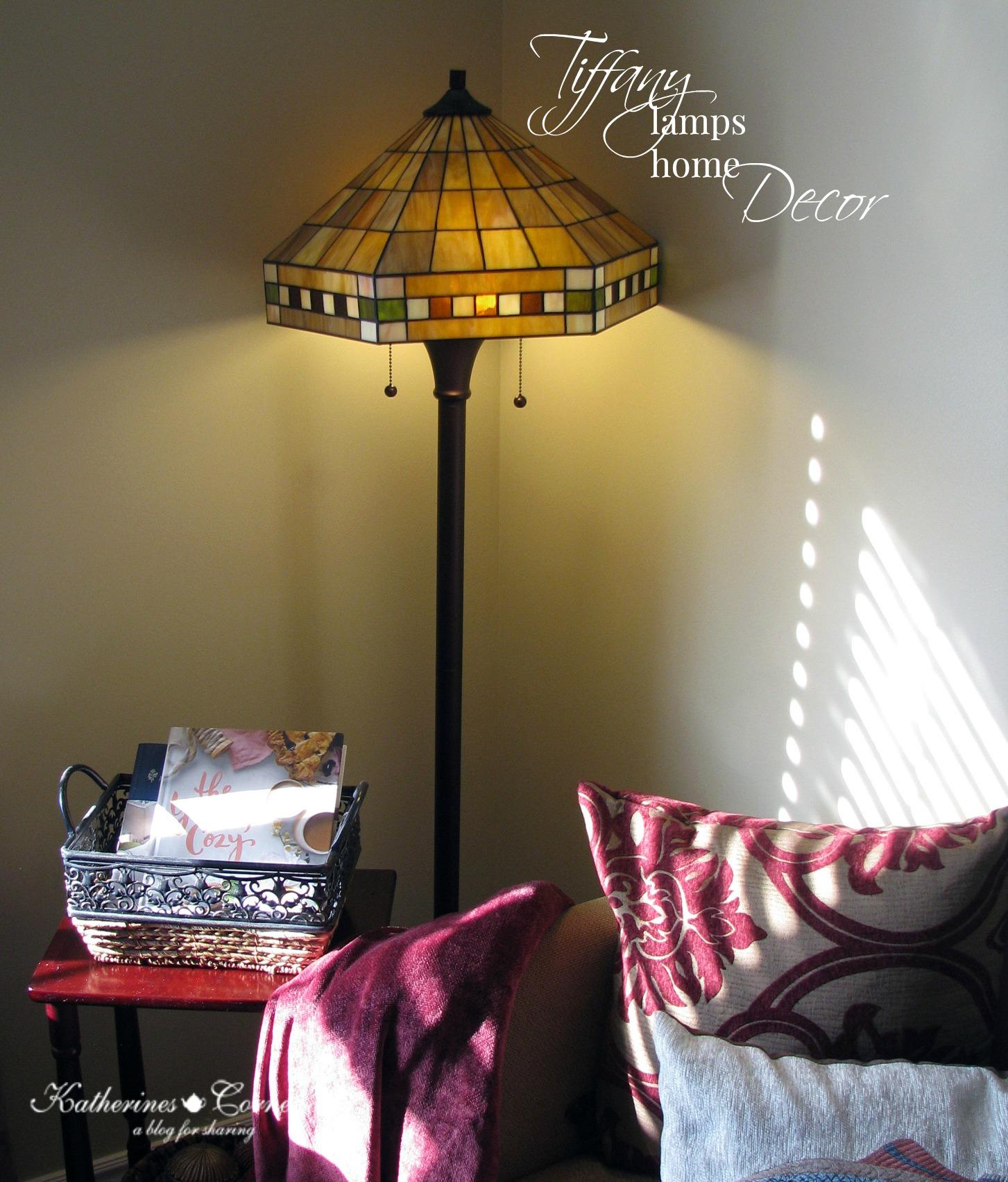 Tiffany Lamps Home Decor
