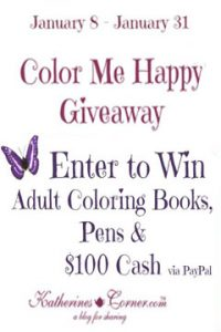 Color Me Happy Giveaway